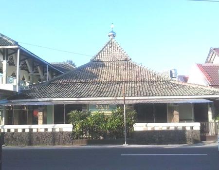 Masjid Al-Marhamah Lama