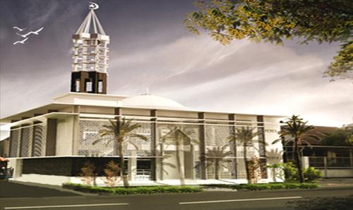 Gambar Masjid Al Marhamah2