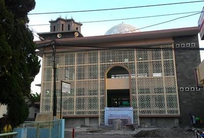Masjid Al Marhamah Baru